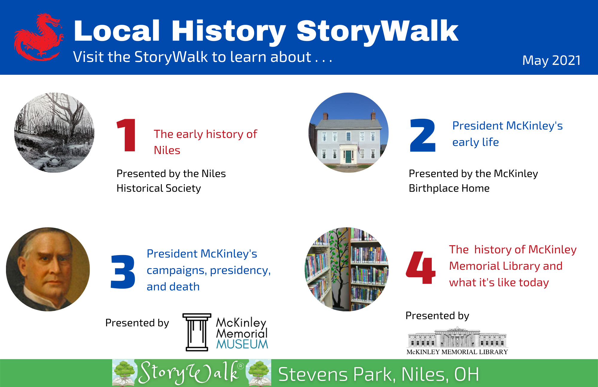 Local History StoryWalk